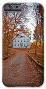 Old Academy South Woodstock IPhone Case by Edward Fielding