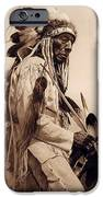 Old Cheyenne IPhone Case by Studio Photo