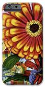 Old Fashion Garden IPhone Case by Andrea LaHue aka Random Act