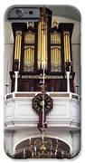 Old North Church Organ IPhone Case by John Rizzuto