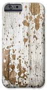 Old Painted Wood Abstract No.3 IPhone Case by Elena Elisseeva