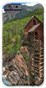 Old Time Colorado IPhone Case by Adam Jewell