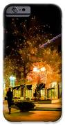 Old Town Christmas IPhone Case by Jon Burch Photography