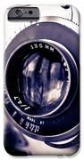 Old Vintage Press Camera  IPhone Case by Edward Fielding