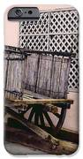 Old Wooden Wagon IPhone Case by Marilyn Hunt