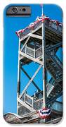 Old Wooden Watchtower Key West IPhone Case by Ian Monk