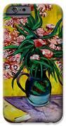 Oleanders IPhone Case by Karon Melillo DeVega