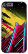 One Flight Up IPhone Case by Wendy J St Christopher
