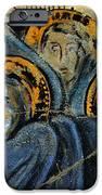 Order Of Cherubim Angels - Study No. 2 IPhone Case by Steve Bogdanoff