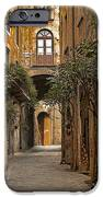 Orvieto Side Street IPhone Case by Lynn Andrews