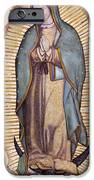 Our Lady Of Guadalupe IPhone Case by Richard Barone