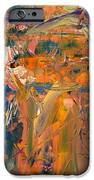 Paint Number 45 IPhone Case by James W Johnson