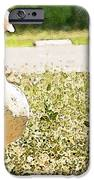 Pair Of Geese IPhone Case by Artist and Photographer Laura Wrede