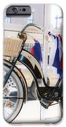Patriotic Bicycle IPhone Case by Cindy Archbell