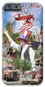 Pawleys Island 4th Of July IPhone Case by Alan Sherlock