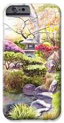 Peaceful Garden IPhone Case by Irina Sztukowski