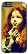 Pensive Mannequin IPhone Case by Halifax Photography John Malone