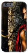 Perseus And Medusa IPhone Case by Alessandro Della Pietra