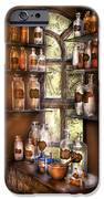 Pharmacist - Various Potions IPhone Case by Mike Savad