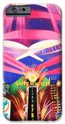 Phish New Years In New York Middle IPhone Case by Joshua Morton