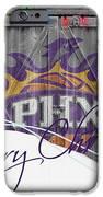 Phoenix Suns IPhone Case by Joe Hamilton