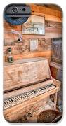 Piano Man IPhone Case by Cat Connor
