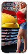 Pickup Pinup IPhone Case by Mark Spearman