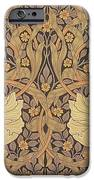 Pimpernel Wallpaper Design IPhone Case by William Morris