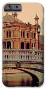 Plaza De Espana 10. Seville IPhone Case by Jenny Rainbow
