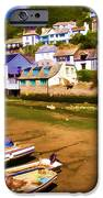 Polperro At Low Tide IPhone 6s Case by David Smith
