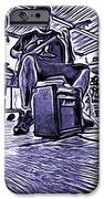 Porch Pickin IPhone Case by Bartz Johnson