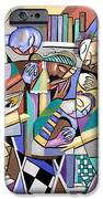 Prayer In School IPhone Case by Anthony Falbo
