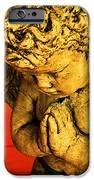 Praying Angel IPhone Case by Susanne Van Hulst