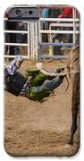 Prescott Rodeo 2014  IPhone Case by Jon Berghoff