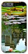 Prince Charmings Lily Pond IPhone Case by Frozen in Time Fine Art Photography