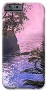 Purple Haze IPhone Case by Marty Koch