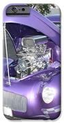 Purple Monster IPhone Case by John Telfer