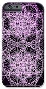 Quantum Snowfall IPhone Case by Jason Padgett