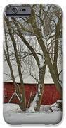 Quebec Winter IPhone Case by Joshua McCullough