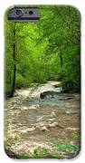 Raging Waters - West Virginia Backroad IPhone Case by Paulette B Wright