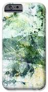 Ragtime Abstract  Art  IPhone Case by Ann Powell