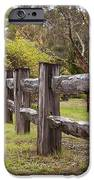 Raindrops On Rustic Wood Fence IPhone Case by Michelle Wrighton