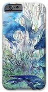 Ravens Wood IPhone Case by Trudi Doyle