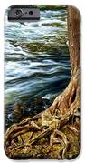 River Through Woods IPhone Case by Elena Elisseeva