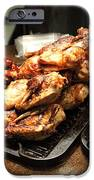 Roast Chicken And Meat Platters - 5d20687 IPhone Case by Wingsdomain Art and Photography