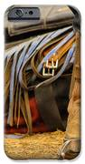 Rodeo Cowboy Tools Of The Trade IPhone Case by Miki  Finn