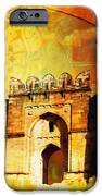 Rohtas Fort 00 IPhone Case by Catf