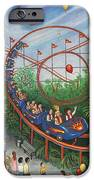 Roller Coaster IPhone Case by Linda Mears