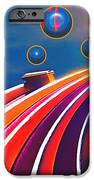 Rollerball IPhone Case by Wendy J St Christopher