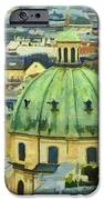 Rooftops Of Vienna IPhone Case by Jeff Kolker
